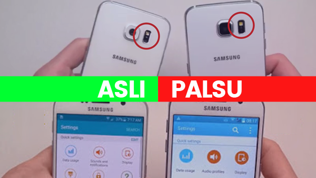 Cara Mengetahui HP Samsung Asli atau Palsu