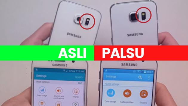 Cara Termudah dan Simple Mengetahui HP Samsung Asli atau Palsu