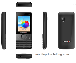 Symphony L26 Feature, Specification, Price In Bangladesh