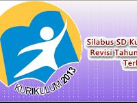 Download Contoh Silabus Kurikulum 2013 SD Terbaru 2017