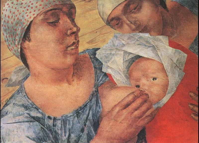 Maternidade - Pinturas de Mary Cassatt | Mulheres na pintura