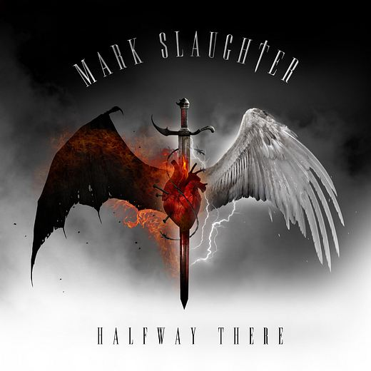 MARK SLAUGHTER - Halfway There (2017) full
