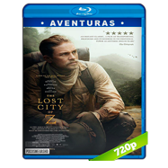 Z. La ciudad perdida (2016) BRRip 720p Audio Dual Latino-Ingles