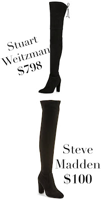 stuart weitzman over-the-knee boots lookalike_stuart weitzman overknees_designer shoes lookalikes