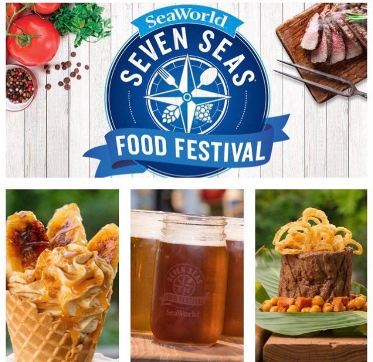 Seven Seas Food Festival Bill Engvall February
