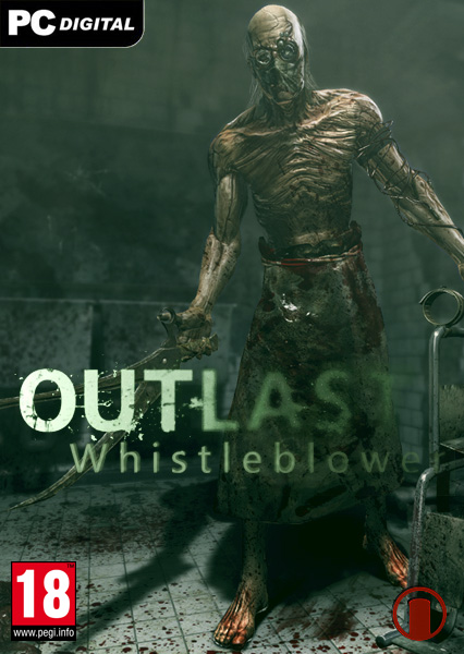 Outlast Whistleblower pc - Outlast Whistleblower PC
