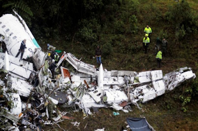 العثور على حطام الطائرة الإيرانية المفقودة فى جبال زاغروس