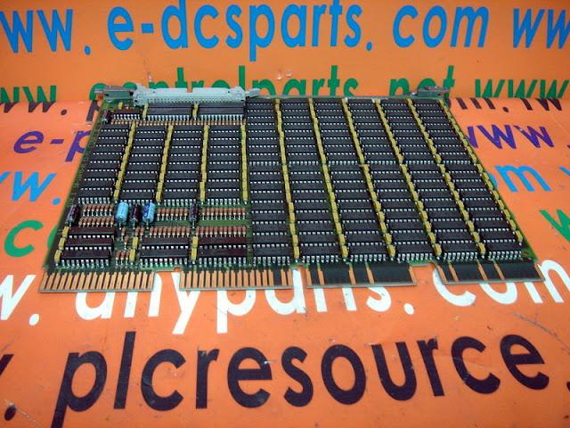 FISHER ROSEMOUNT PROVOX DC6460X1-TA1 / 10B7238X012 Digital M7608 / RAM Module 4MB DIGITAL 50-16495-01 E1-P1
