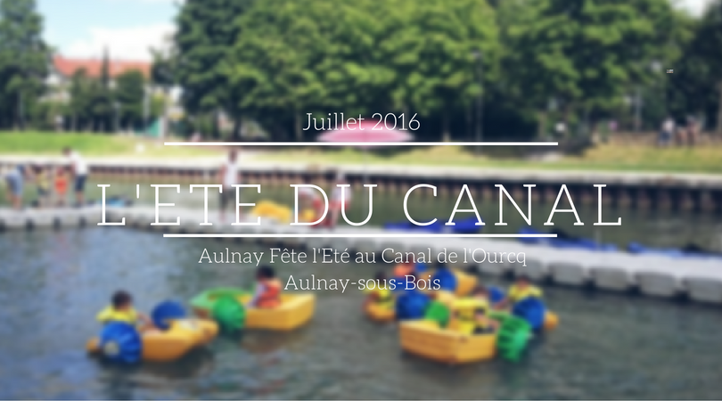 L'été du canal 2016