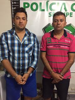Polícia sergipana desarticula associação criminosa envolvida com golpes bancários