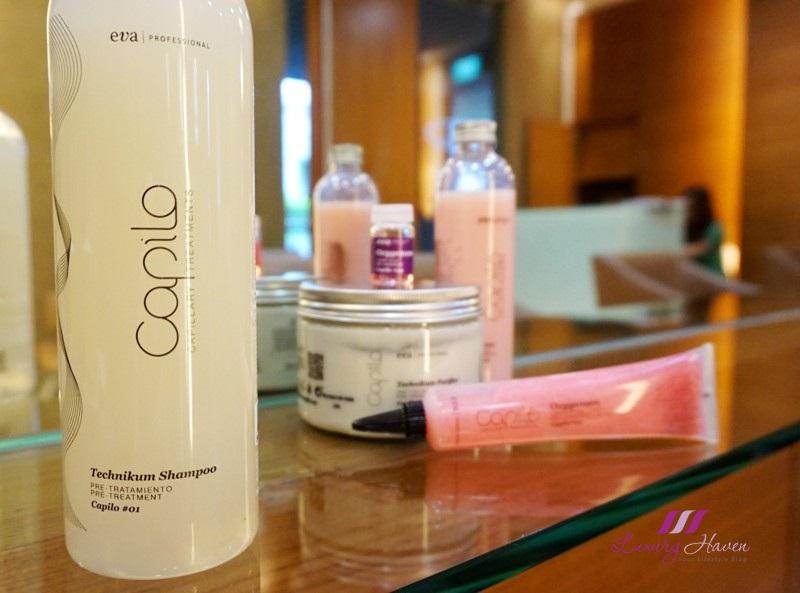 mosche grand hyatt capilo technikum shampoo review