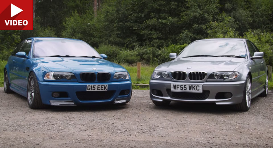 Is E46 Bmw 330ci Affordable Alternative on straight 5 engine
