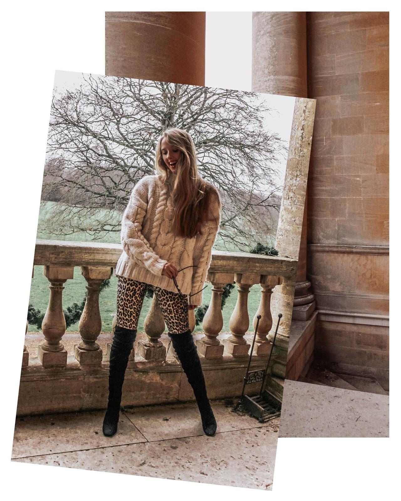 London Luxury Fashion Style Blogger