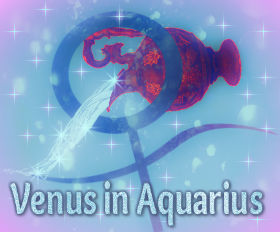 Guide to Venus in Aquarius Men and Women - Priania