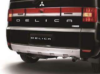Harga Mitsubishi Delica Royal