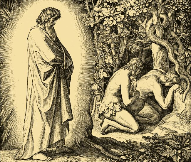 God Made Eve From Adam S Rib Quote: Apocrypha The First Book Of Adam And Eve: July 2012