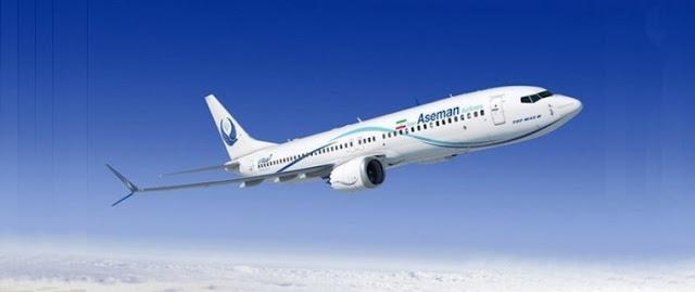 Boeing perde contratos de US$ 20 bi com o Irã após decisão de Trump