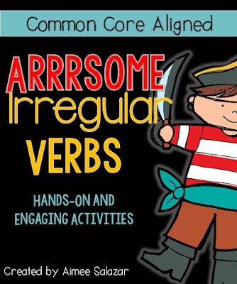 https://www.teacherspayteachers.com/Product/Irregular-Verbs-326176