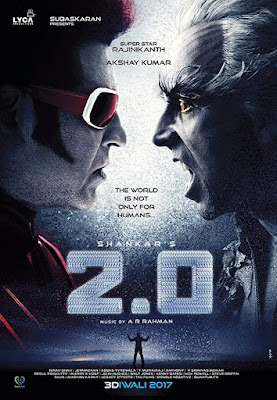 2.0 (2018) Hindi 720p WEB-DL ESub 1GB