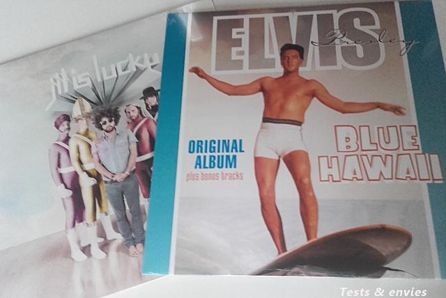 Elvis Presley, Jil is Lucky