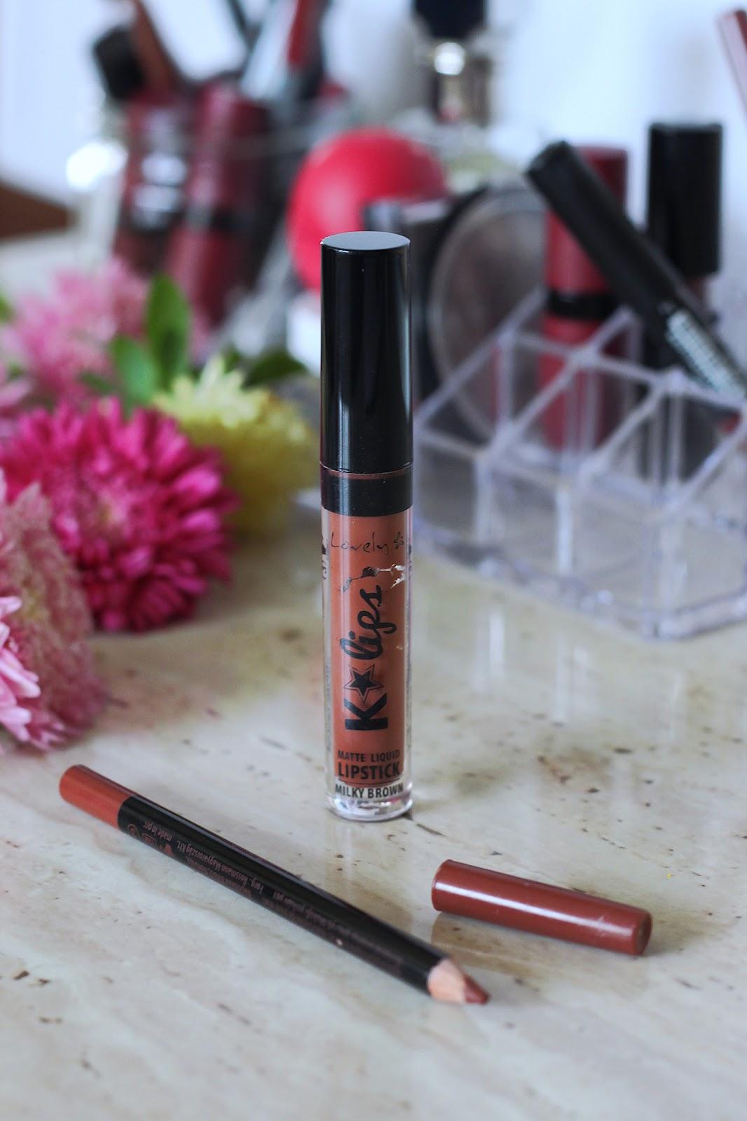 K'Lips Milky Brown