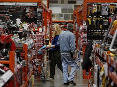 how much Home Depot Stock Price?