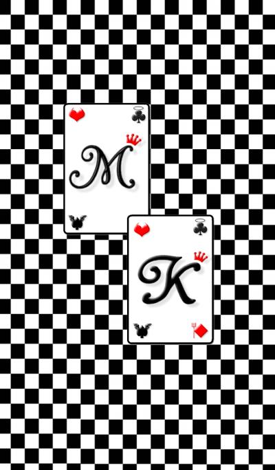 Initial M&K / Magic cards