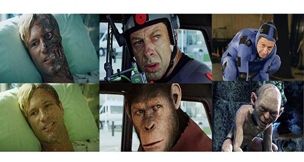 أكثر من 30 صورة ستبهرك بلا شك ، لمشاهد من الأفلام قبل و بعد استخدام المؤثرات البصرية !