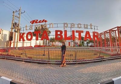 Backpacker Blitar -Taman Pecut Kota Blitar