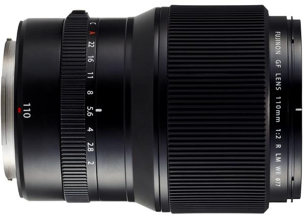 Fujinon GF 110mm f/2 WR LM