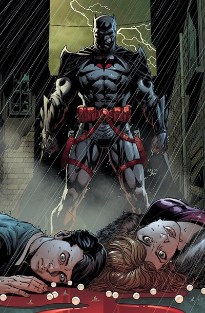 En Flashpoint, Batman era Thomas Wayne