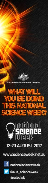 Science week 2017 banner