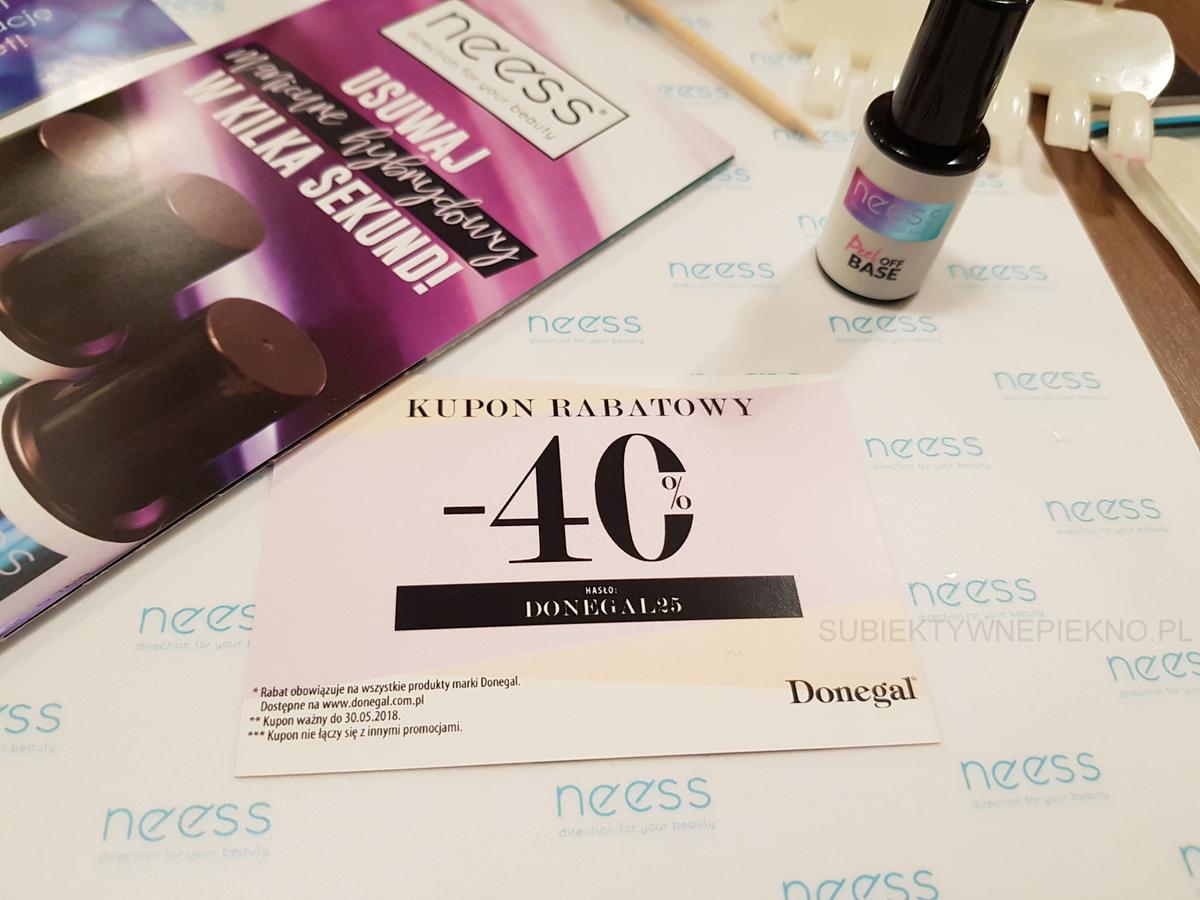 Relacja - IV edycja konferencji Meet Beauty - kod rabatowy Donegal