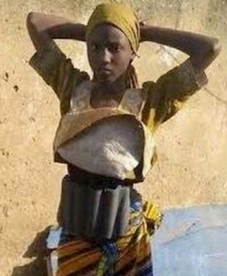 female suicide bombers in nigeria