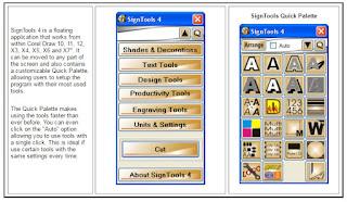 SignTool 4 untuk CorelDraw