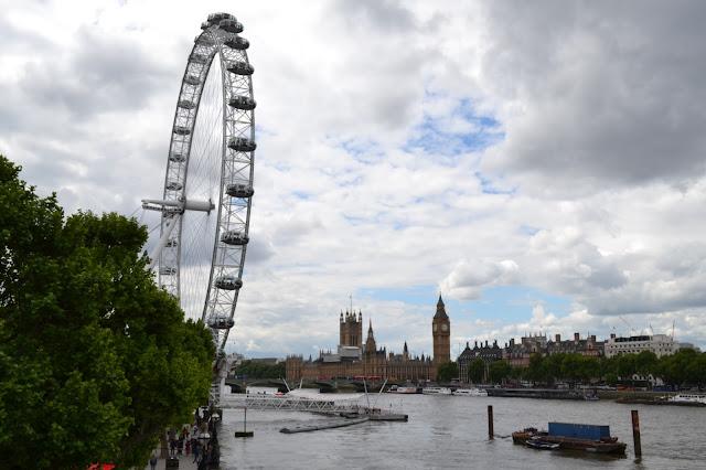 Wycieczka do Londynu - wspomnieniowy skrót