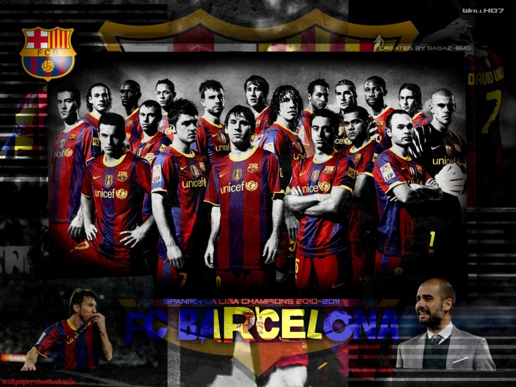 Wallpaper Hd Fc Barcelona 2012 Wallpaper Hd