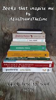 Alice Draws The Line: Books that inspire me