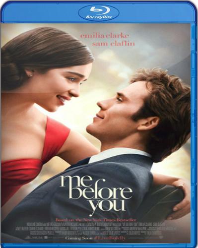 Me Before You [BD25] [2016] [Latino]