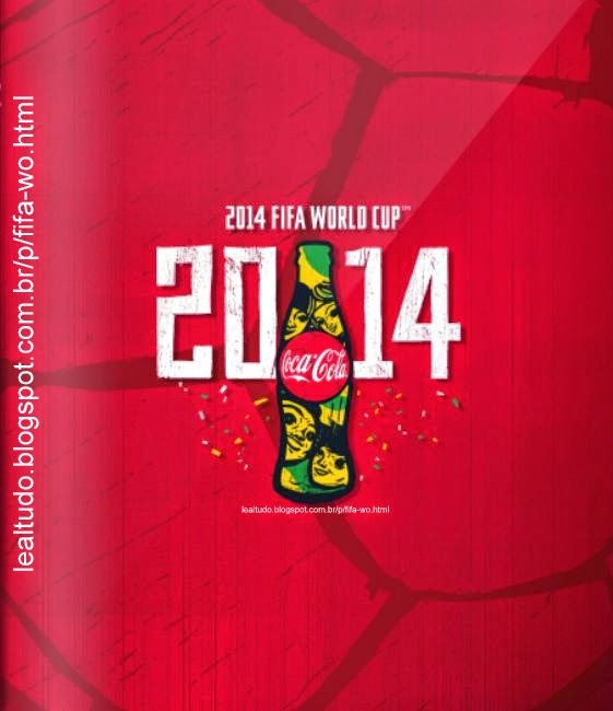 Album FAN - FÃ - BACK Fifa World Cup BRAZIL 2014 LIVE COPA DO MUNDO Sticker Figurinha Download Lealtudo