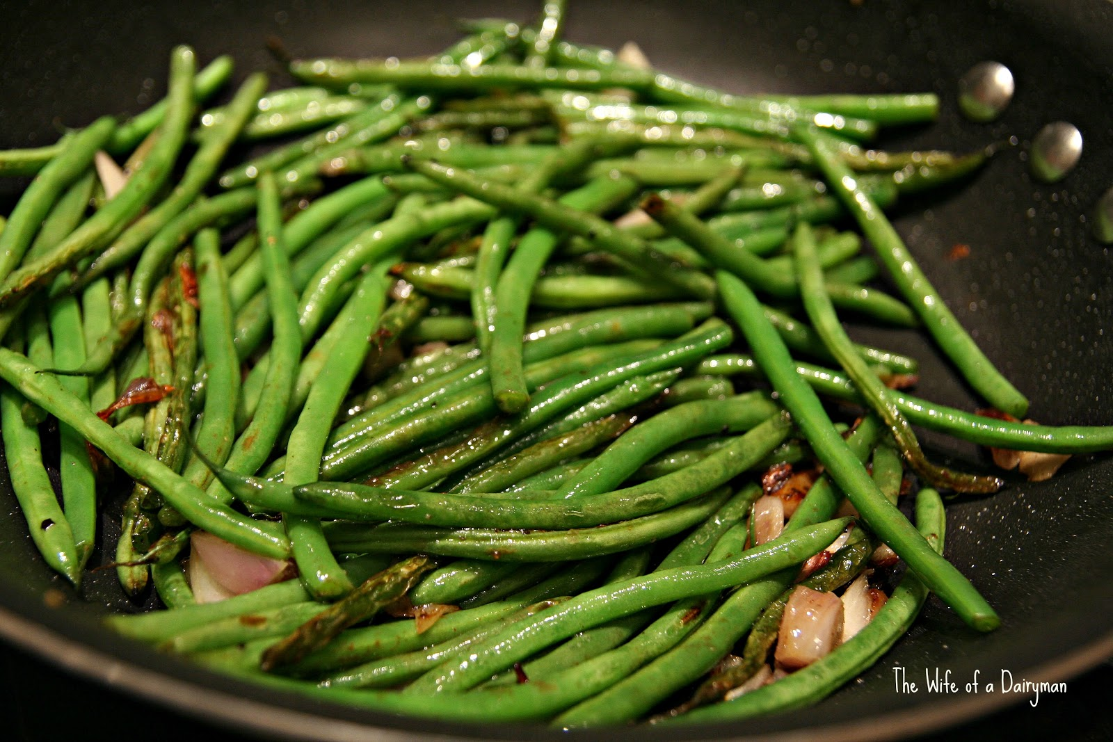Easiest Ever Green Beans – Farmer Bloggers