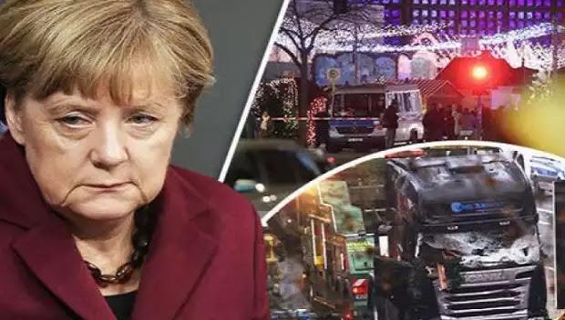 ΑΠΟΚΑΛΥΨΗ-ΣΟΚ: Η Εβραίο-πολωνέζα Α.Μέρκελ πριν το μακελειό πίεζε τα συνδικάτα αυτοκινητιστών να εκπαιδεύουν ισλαμιστές στην οδήγηση φορτηγών!