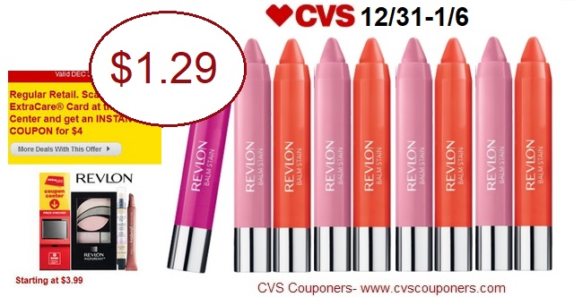 http://www.cvscouponers.com/2017/12/hot-revlon-kiss-balm-only-129-at-cvs.html