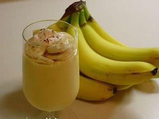 ميلك شيك الموز