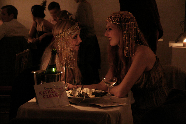 Candlelight Club: Quantum Leap into the 1920's