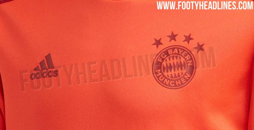 quality design 31948 270c2 Adidas Bayern Munich 19-20 Training Jersey Leaked - Footy ...