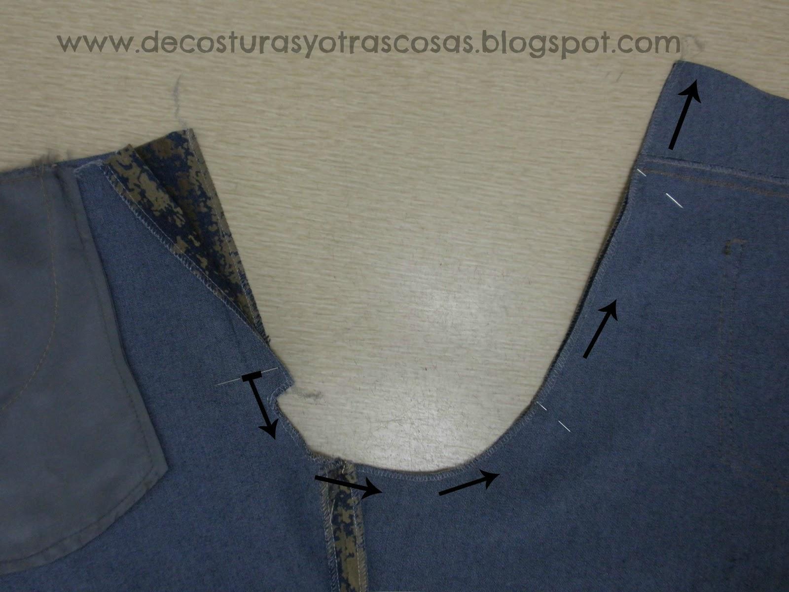 De Costuras Y Otras Cosas Confeccionando Pantalones