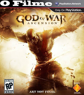 capa God of War Ascension O Filme Dublada Em Português Do Brasil HD