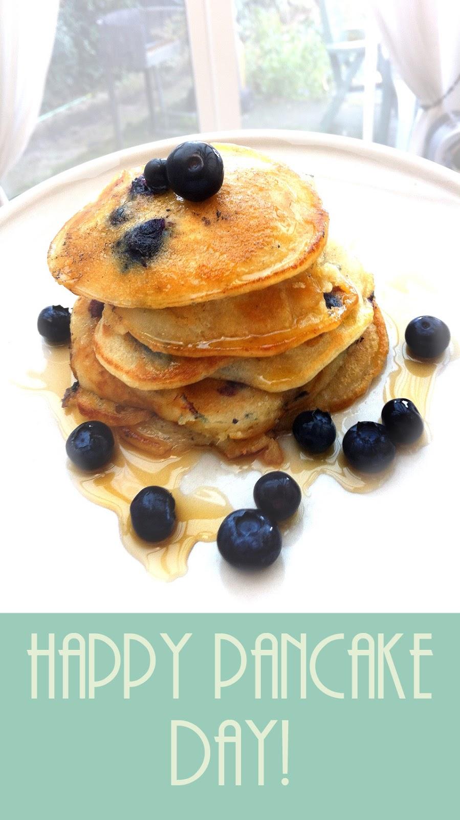 The Veganoid: Happy Pancake Day!