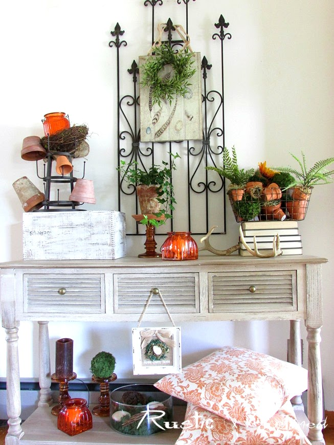 Foyer or Entryway Decorating Ideas